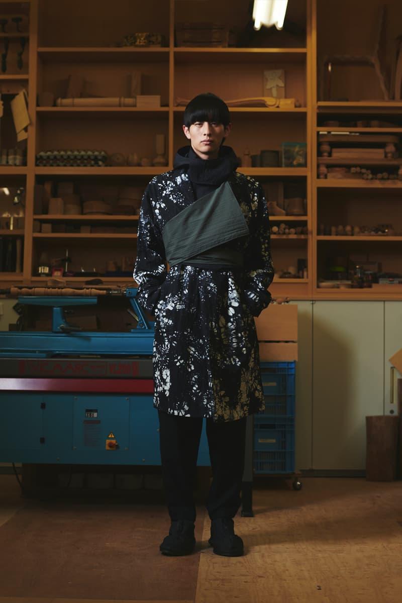 yoshiokubo 2021 秋冬系列 Lookbook 正式發佈