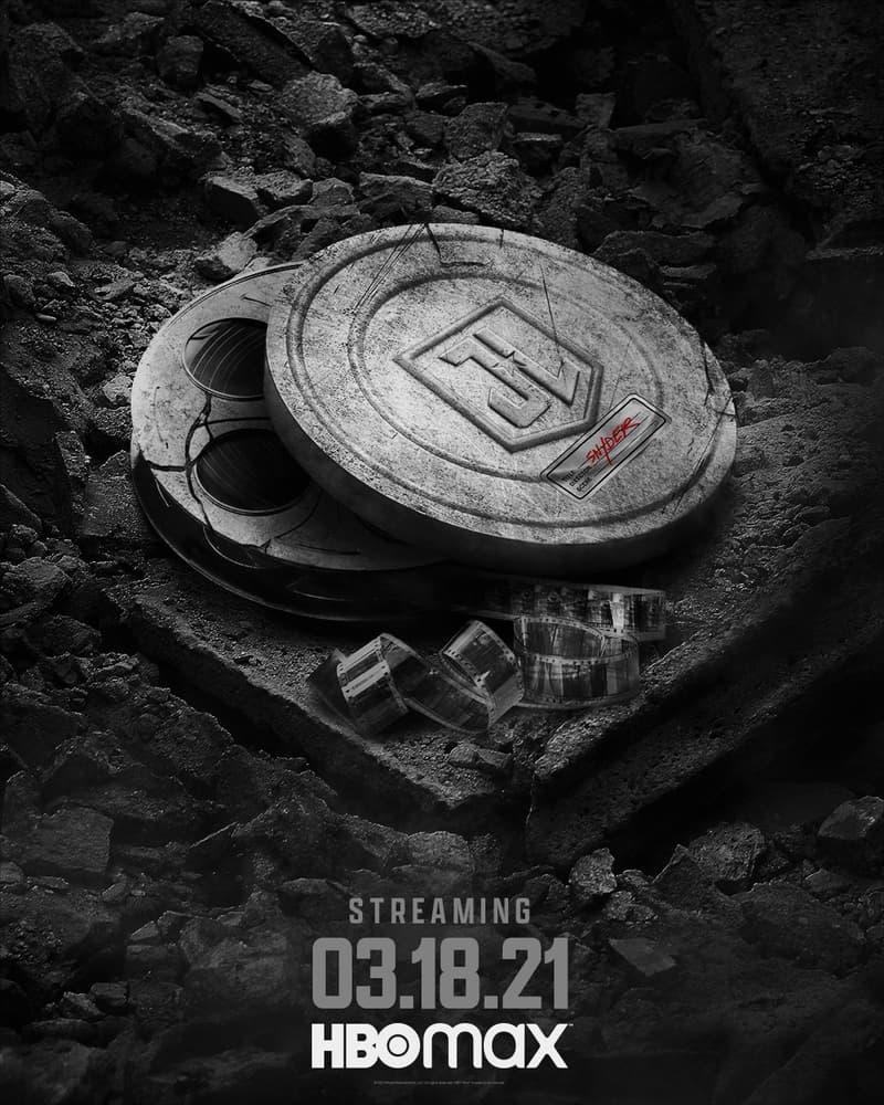 Zack Snyder 導演剪輯版《Justice League: The Snyder Cut》上映日期正式公佈