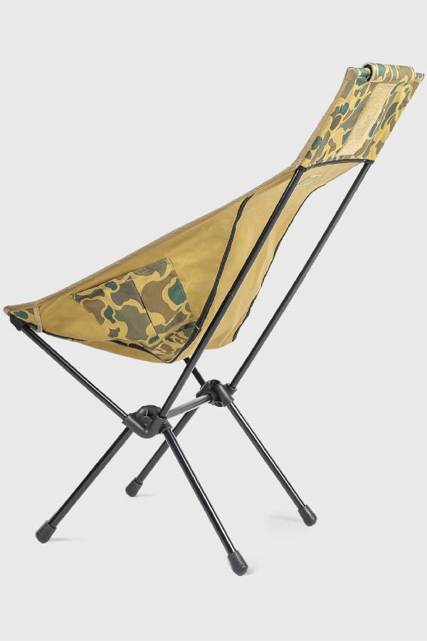 Helinox x Filson Sunset Chair 正式上架