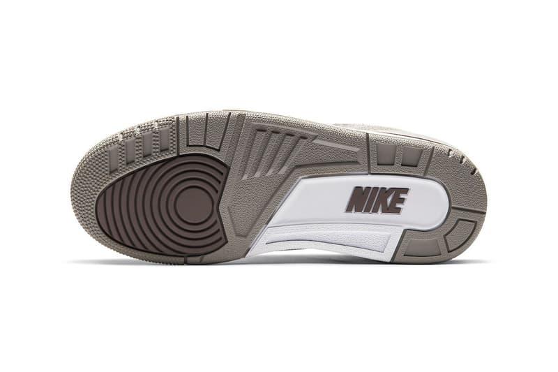 A Ma Maniere x Air Jordan 3 最新聯乘鞋款官方圖輯發佈