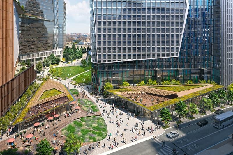 Amazon 全新總部揭示未來風格「螺旋」造型建築
