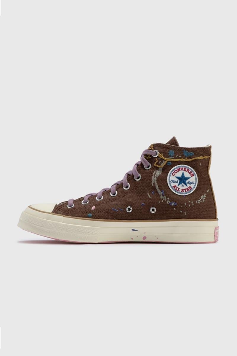Bandulu x Converse Chuck 70 Hi 聯乘鞋款上架
