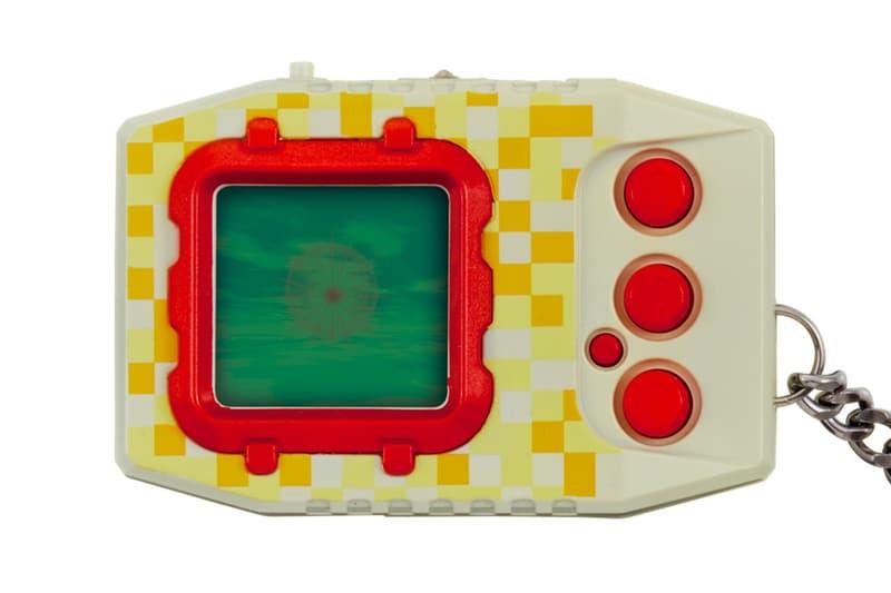 Premium Bandai 推出《數碼寶貝》主題掌上遊戲機