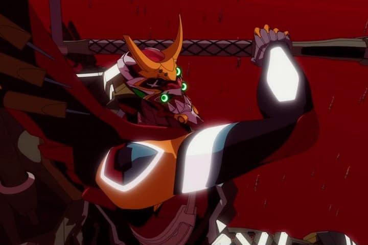 日本國寶級動畫《新・福音戰士劇場版:||》完整片長正式公開