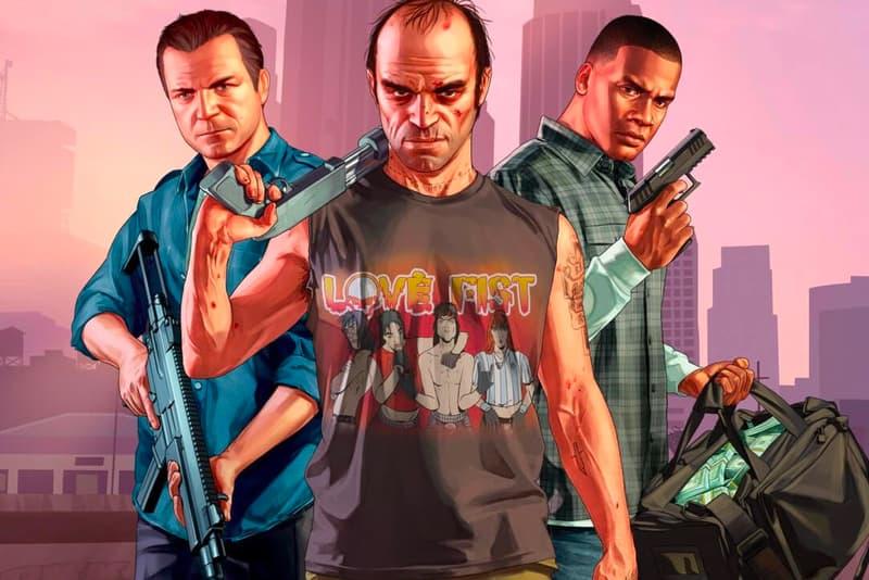 《GTA V》2020 年銷售成績排名系列史上第二