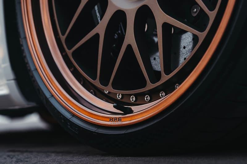 HRE Wheels 發表全新復古風格系列輪框新作