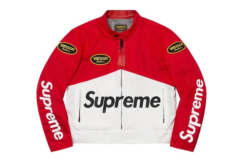 Supreme 2021 春夏夾克系列
