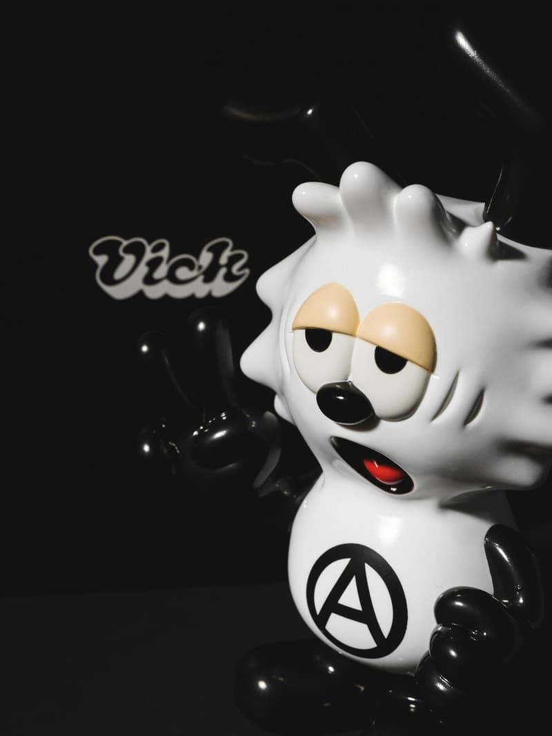Verdy Vick Toy 即将登陆 HYPEBEAST 小程序,解读这个 Designer Toy 背后的 5 个关键字