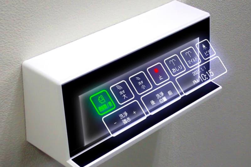 日本科技公司計劃推出全新劃時代「無接觸式」控制面板