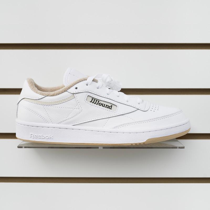 JJJJound x Reebok 全新联名鞋款 Club C 即将发售