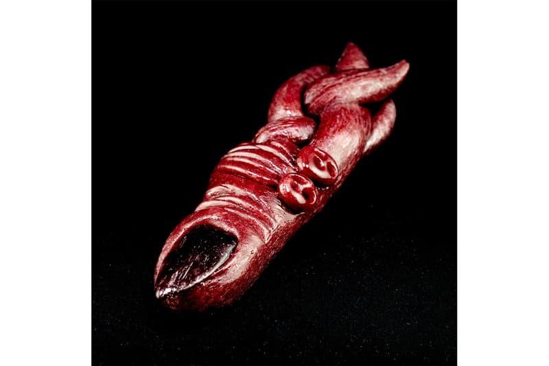 人氣動漫《咒術迴戰》官方正式推出「兩面宿儺」手指造型糖果