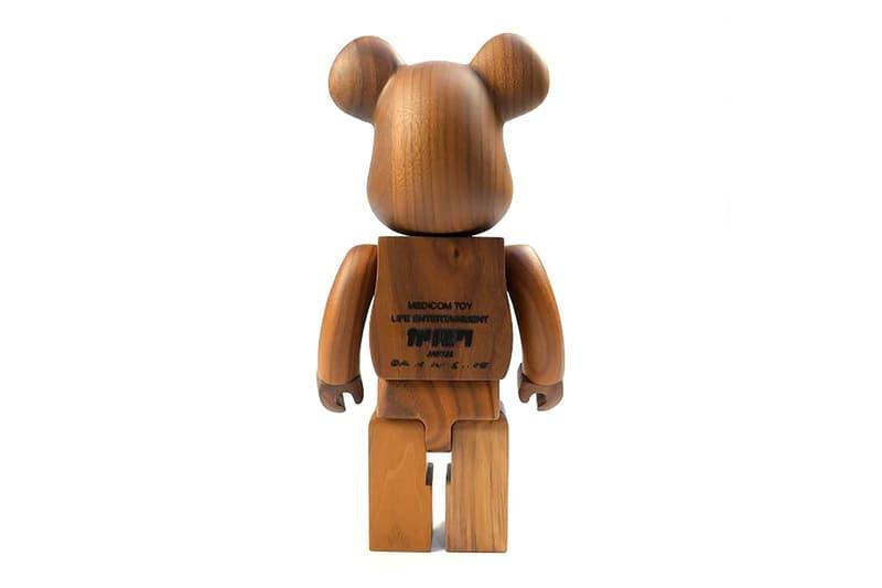KAWS x Medicom Toy 稀有 2005 年聯乘 BE@RBRICK 展開發售