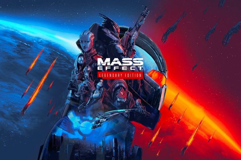 《Mass Effect: Legendary Edition》釋出全新 4K 畫質遊戲宣傳預告