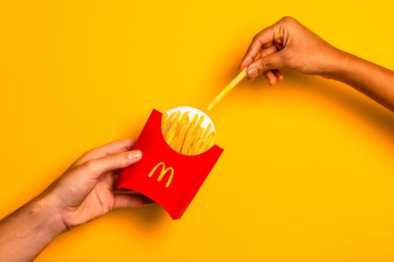 McDonald's 麥當勞揭示全新餐點包裝