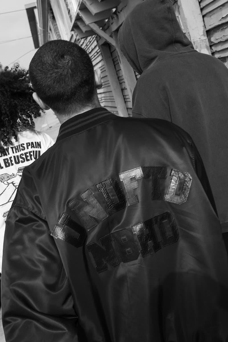 NEIGHBORHOOD x UNDEFEATED 最新聯名系列正式登場