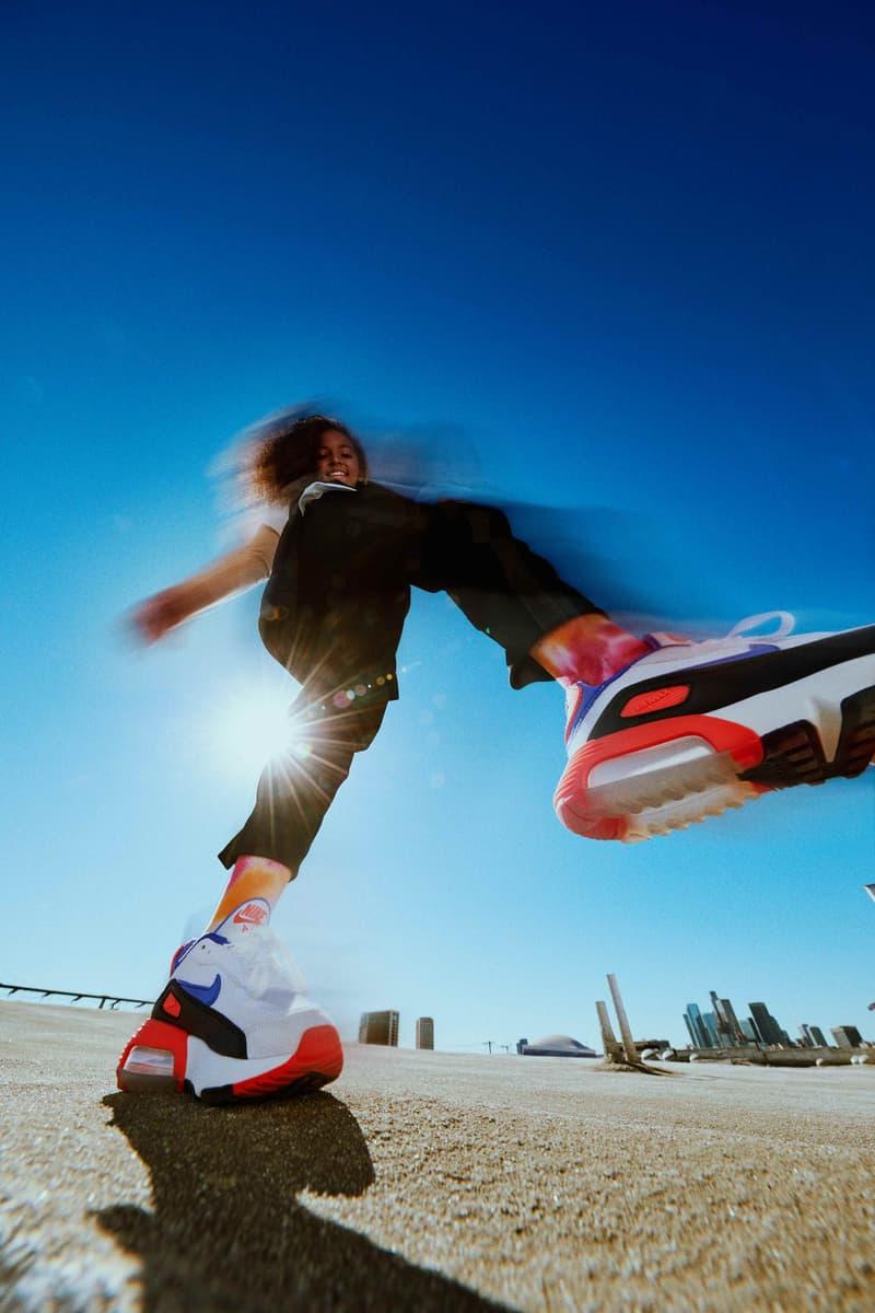Nike 發佈全新 2021 春季 Air Max 系列
