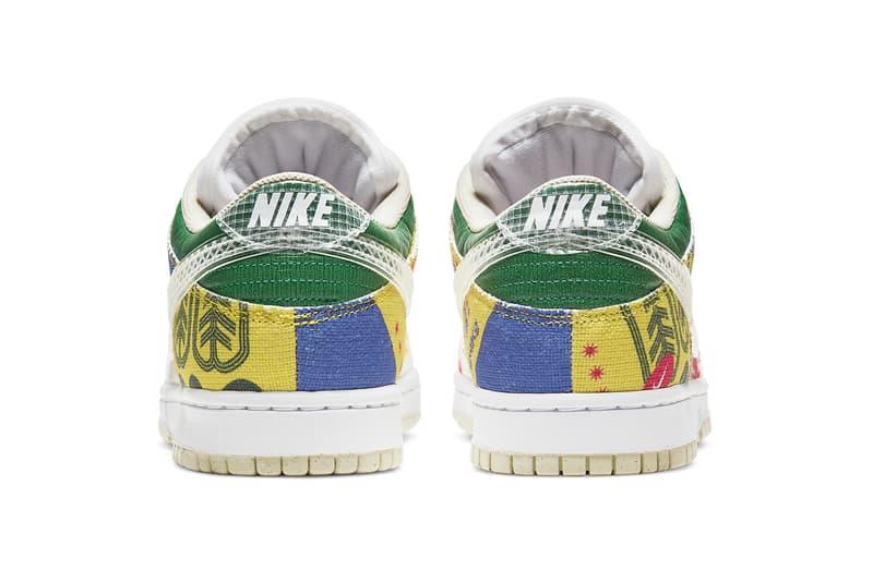 Nike Dunk Low 全新配色「City Market」正式發佈