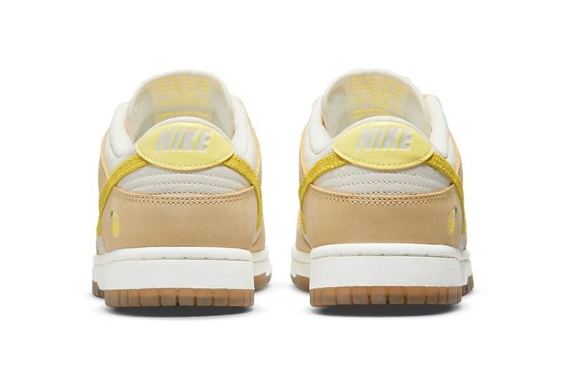 Nike Dunk Low 全新配色「Lemon Drop」正式發佈