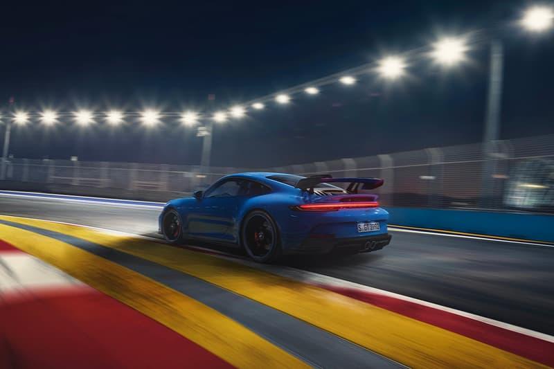 Porsche 正式發表最新世代 911 GT3 車款