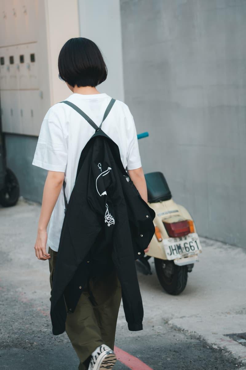 Yu Nagaba 長場雄 x Less Taiwan 全新聯乘系列正式發佈