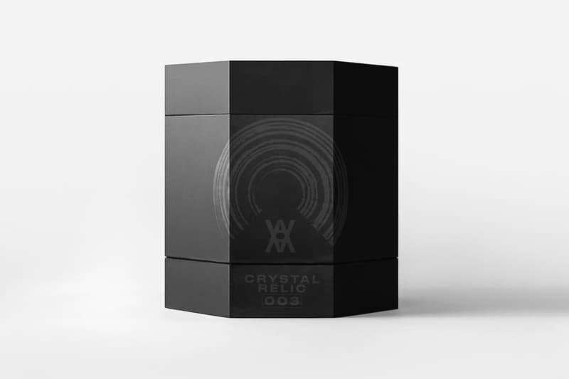Daniel Arsham 打造全新「CRYSTAL RELIC 003」雕塑作品