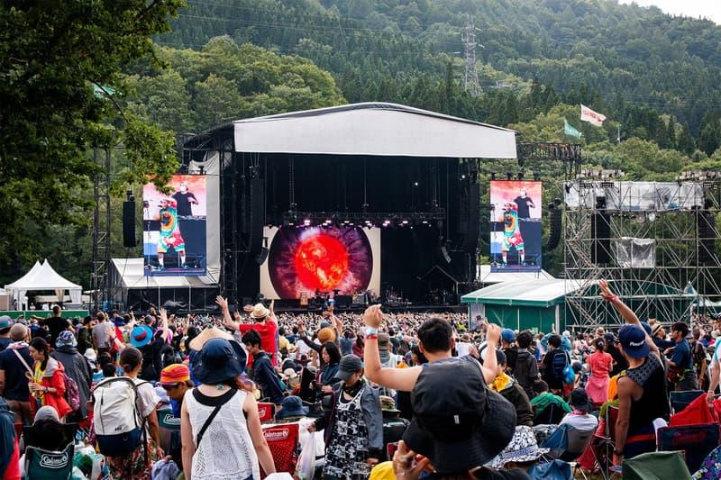 FUJI ROCK FESTIVAL 睽違兩年確立 2021 正式回歸