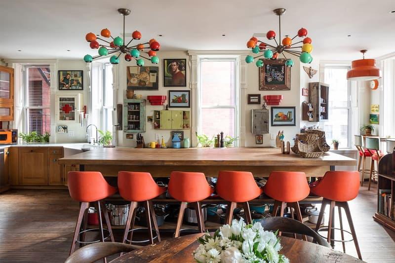 著名脫口秀主持人 Jimmy Fallon 名下紐約三層公寓進行出售
