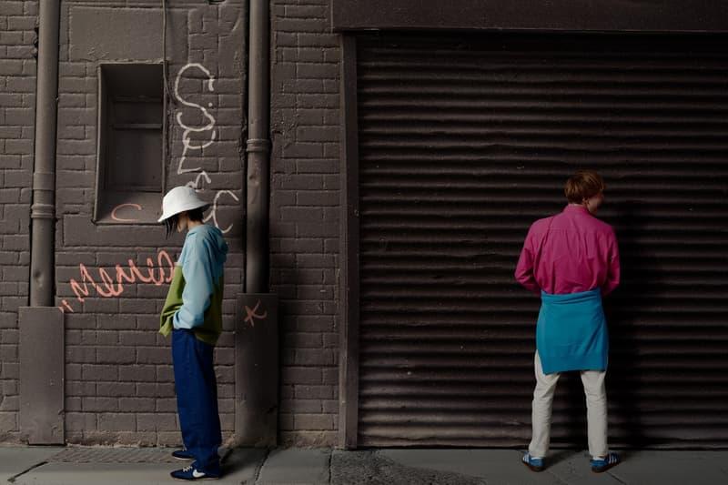Levi's Vintage Clothing 攜手 Central Station 打造 2021 春夏系列