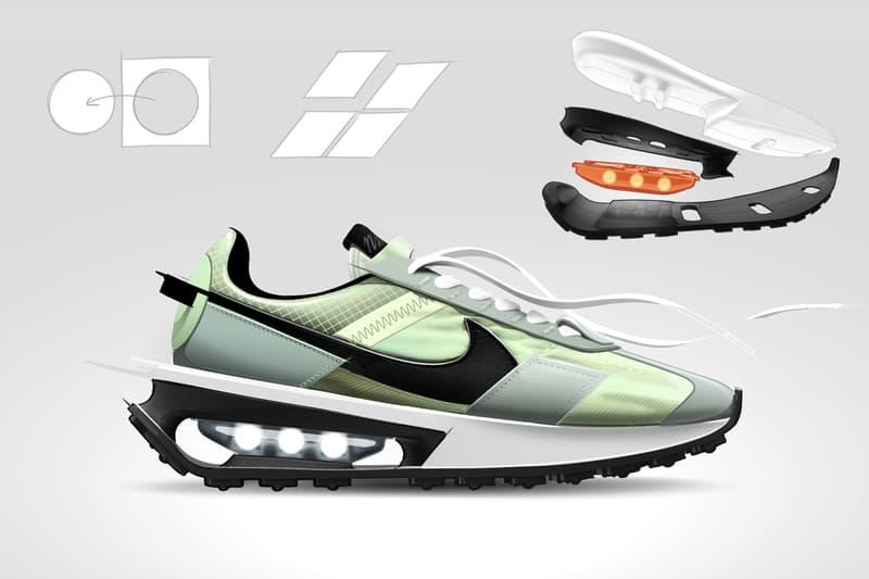 Nike 全新鞋型 Air Max Pre-Day 正式發佈
