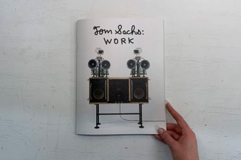 Picture of Tom Sachs 全新藝術書冊《Tom Sachs: Work Catalogue》正式發佈