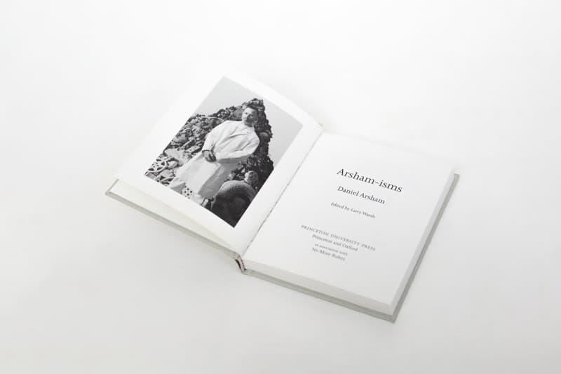 No More Rulers攜手藝術家 Daniel Arsham 推出《Arsham-isms》全新書籍