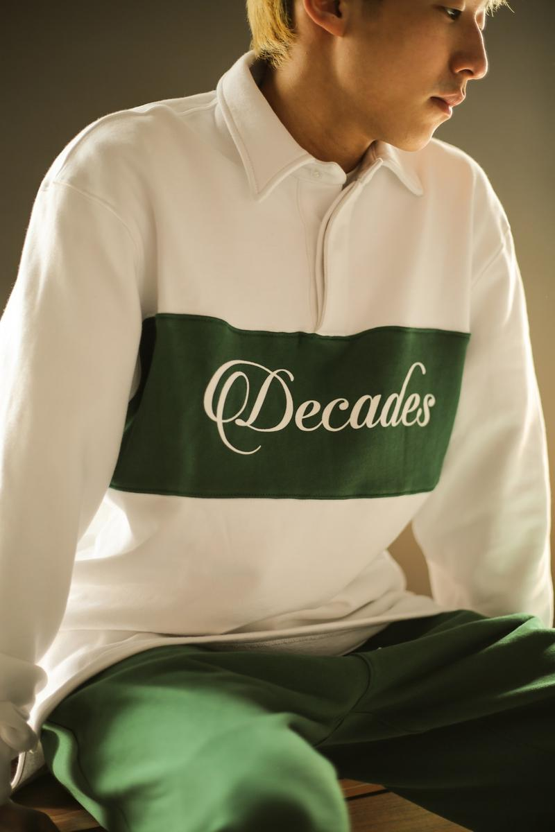 DECADES 正式发布 2021 春季系列 Lookbook