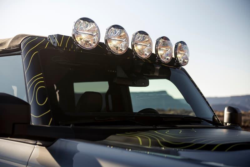 Ford 攜手改裝車廠打造全新 Bronco 強化升級車型