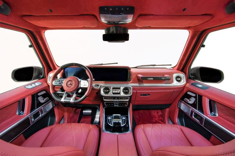 HOFELE 打造全新 Mercedes-AMG G63 規格升級改裝車型
