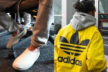 Picture of Jerry Lorenzo 率先曝光 Fear of God x adidas Slip-On 最新聯名鞋款