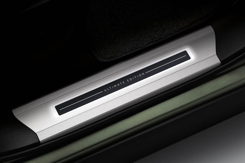 Range Rover SVAutobiography 全新別注車型「Ultimate Editions」發佈