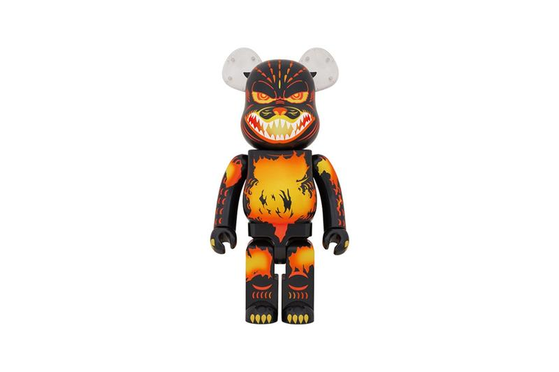 Medicom Toy 打造最新 BE@RBRICK「Godzilla vs Destoroyah」正式發佈