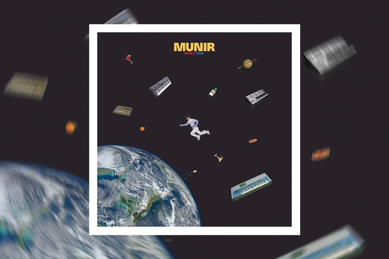 Munir 发布全新专辑《World Tour》