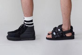 Picture of NEIGHBORHOOD 攜手 Vans、Suicoke 打造全新聯乘鞋款