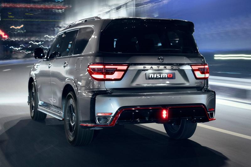 Nissan 全新強悍性能 SUV 車型 Patrol NISMO 正式登場