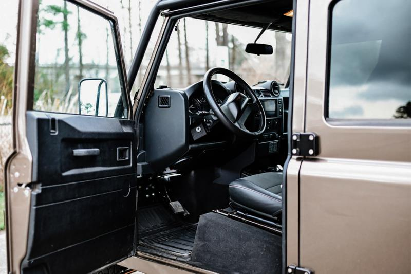 Osprey Custom Cars 重塑經典 Land Rover Defender 改裝車型