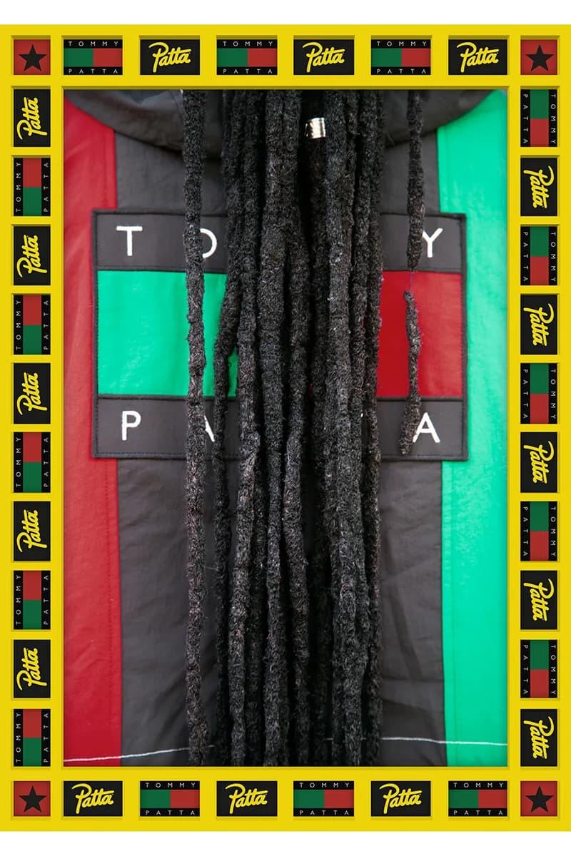 Patta x Tommy Hilfiger 首回聯名系列 Lookbook 正式登場