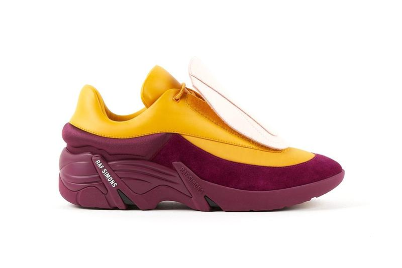 Raf Simons 鞋類支線 (RUNNER) 全新 2021 春夏系列正式登場