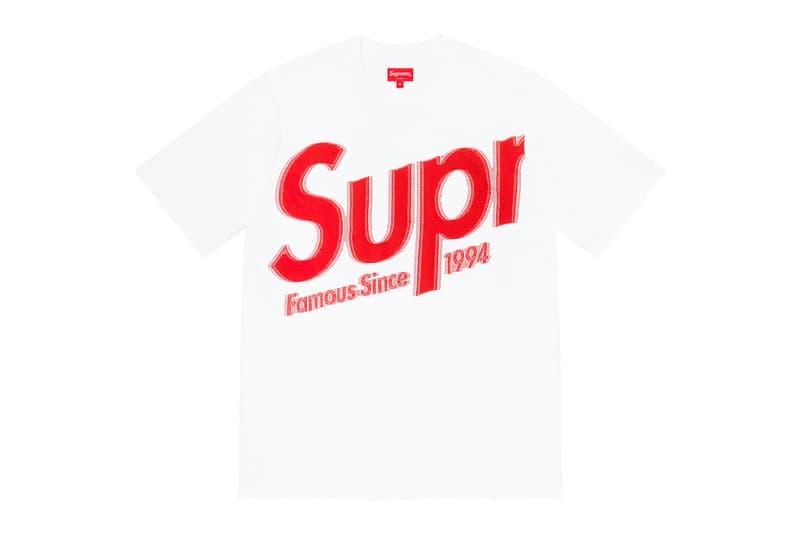Supreme 2021 春夏系列第 7 週入手指南