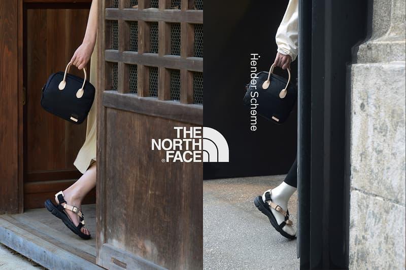 THE NORTH FACE x Hender Scheme 第二波聯名系列正式發佈