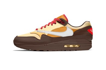 Picture of Travis Scott x Nike Air Max 1 最新聯名系列「Cactus Jack」發售情報曝光