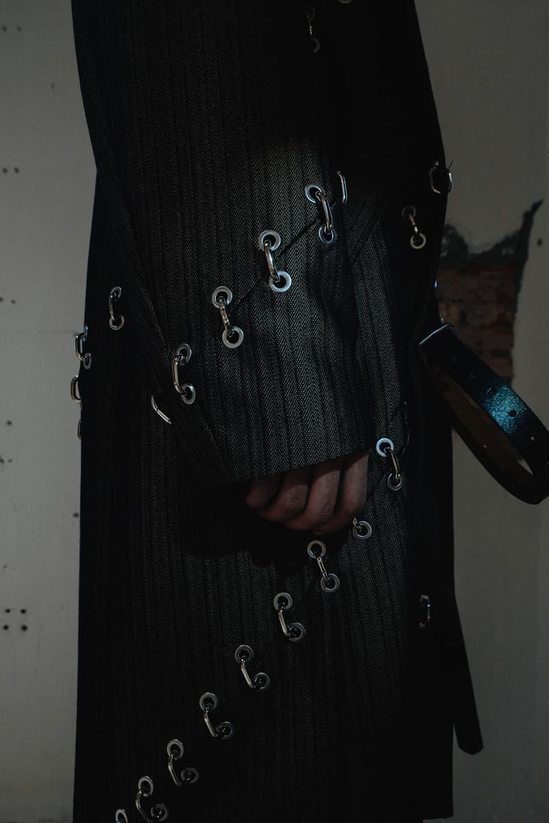 XIMONLEE 2021 秋冬系列「猎场」正式发布