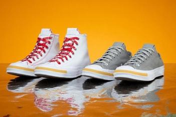 Picture of CLOT x Converse 全新聯乘 Chuck 70 系列鞋款發佈