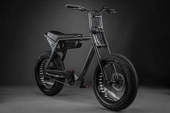 Picture of SUPER73 全新航空級鋁金屬車架電動自行車 ZX 正式登場