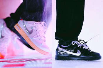 Picture of Off-White™ 率先公佈 Nike Dunk Low「THE 50」細節圖輯、發售情報